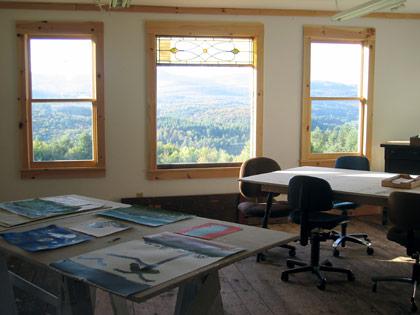 Th Art Studio at Hundred Acre Homestead