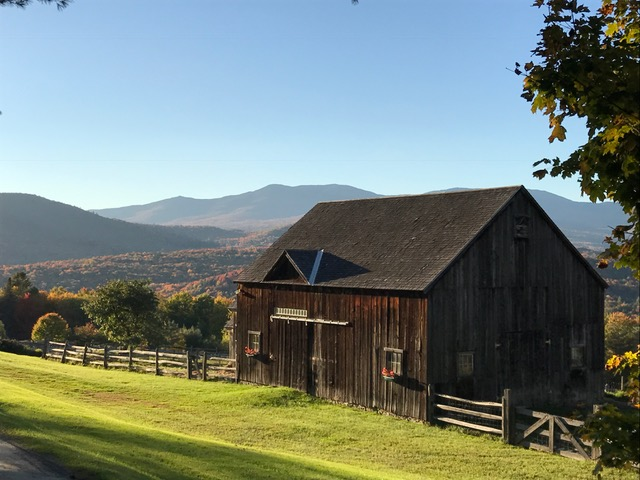 The Animal Barns at Hundred Acre Homestead