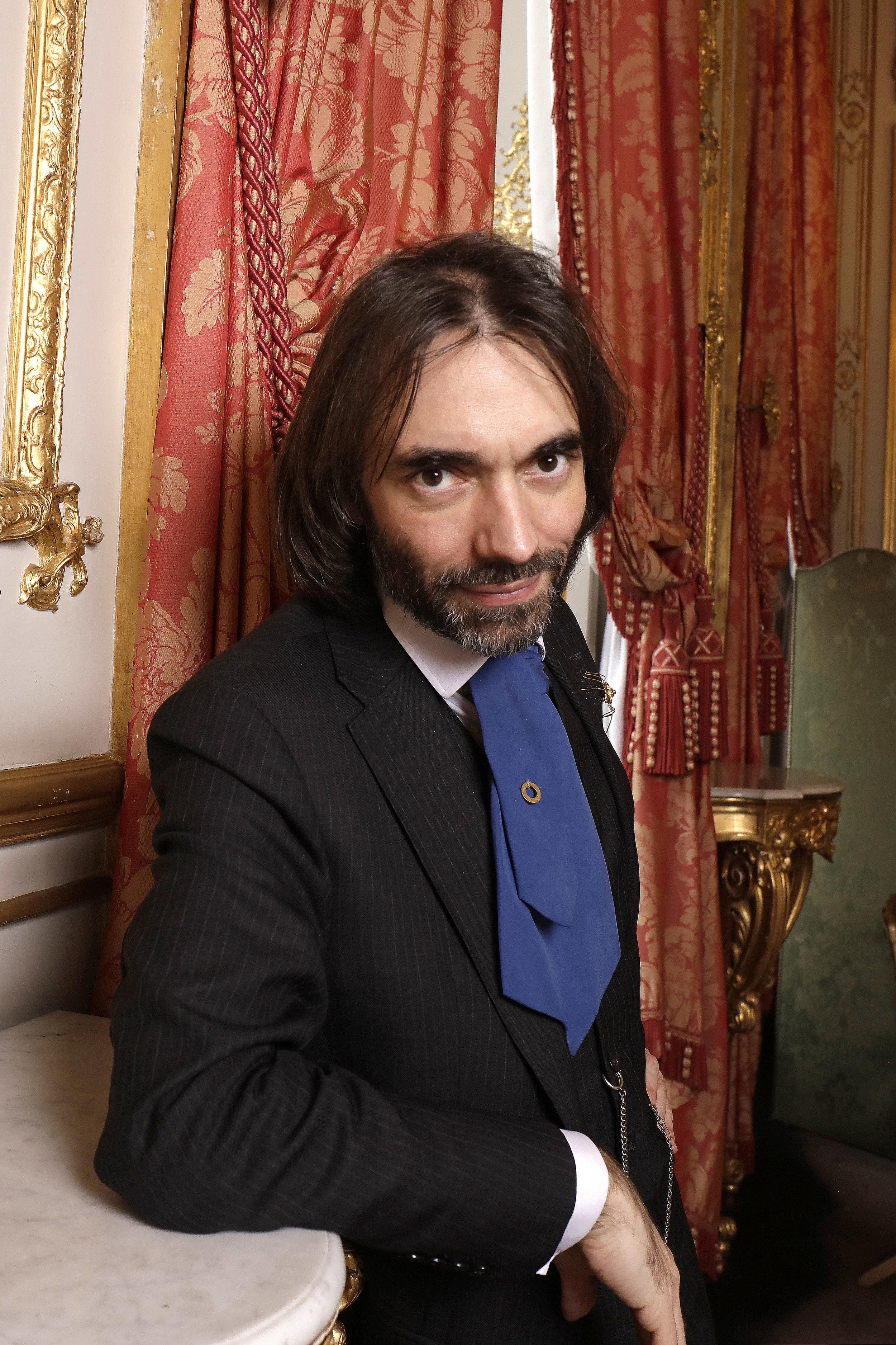 Cédric Villani - Crédits Eric Fougère.JPG