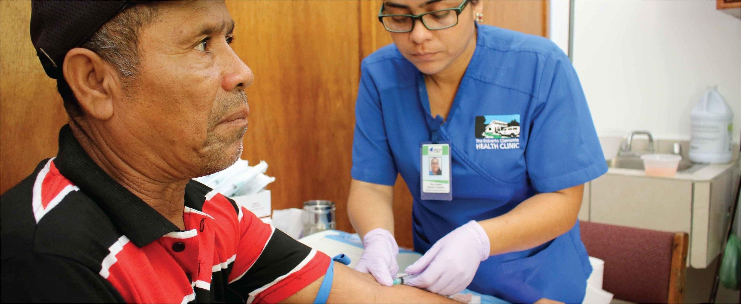 Health Center Distribution Network