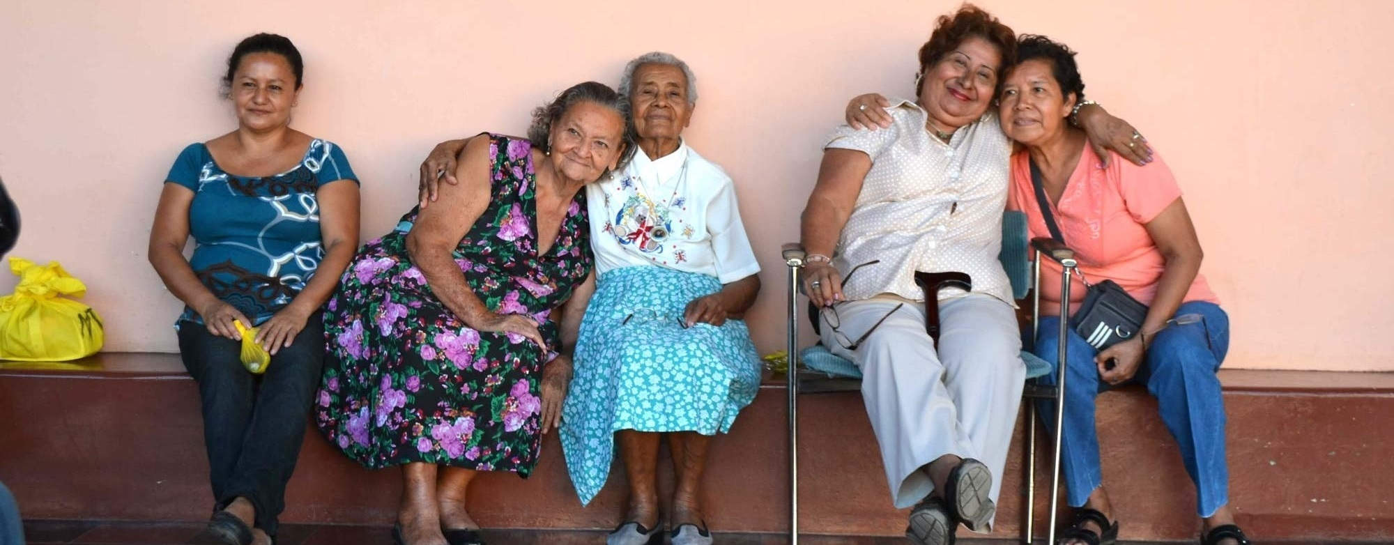 Support to orphanages, elderly homes, and special needs children