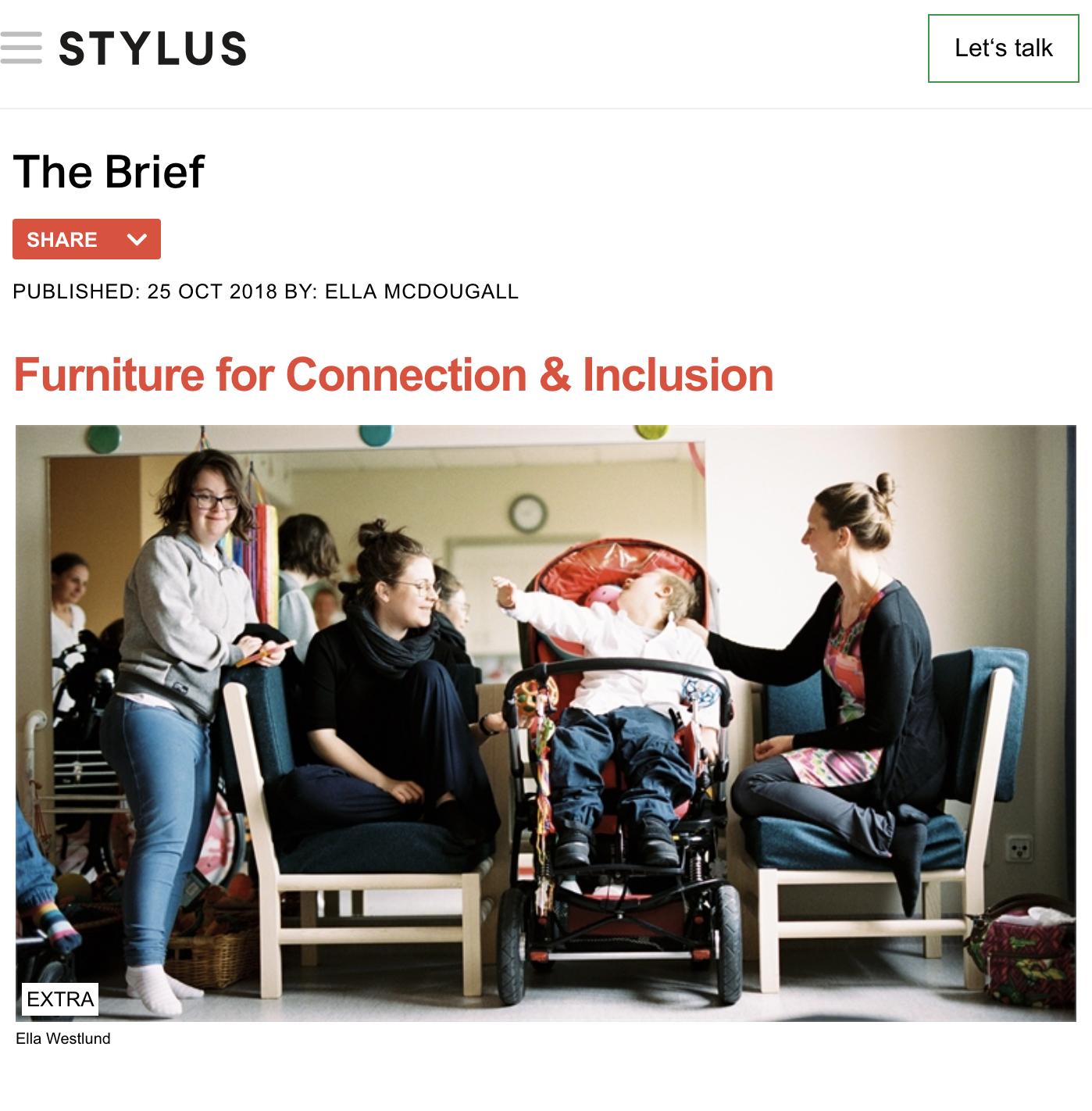 Stylus / 2018