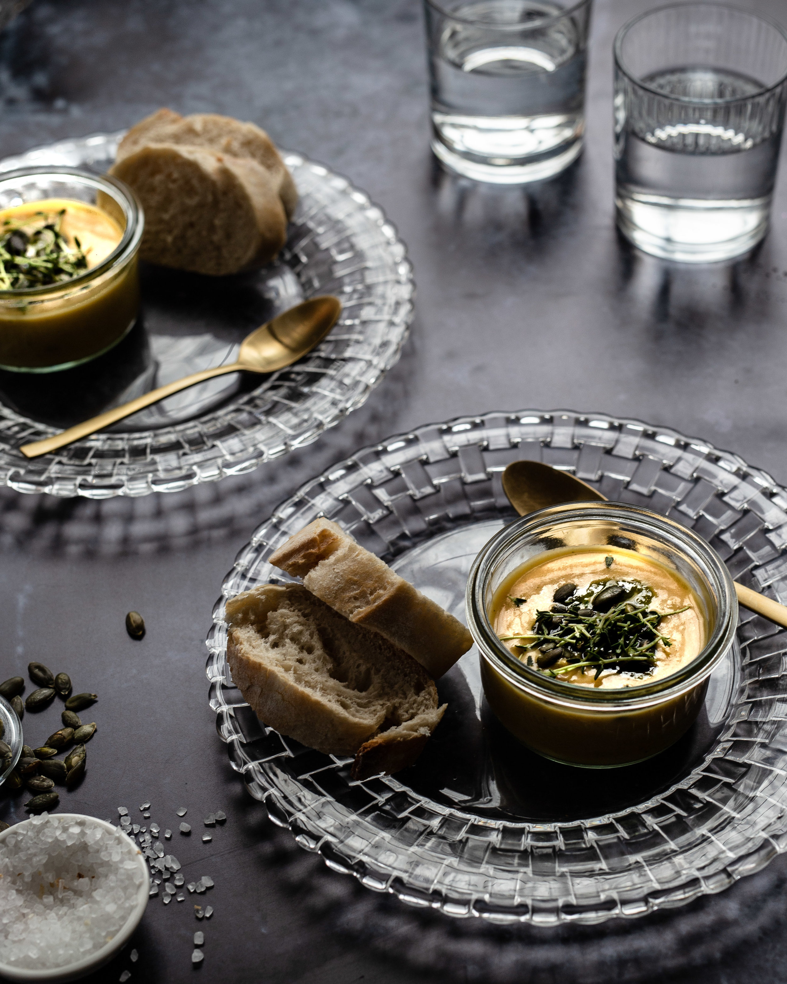 Die Suppe ist ein würdiger Auftakt zu jedem Menü und macht auch als Hauptgericht eine gute Figur.