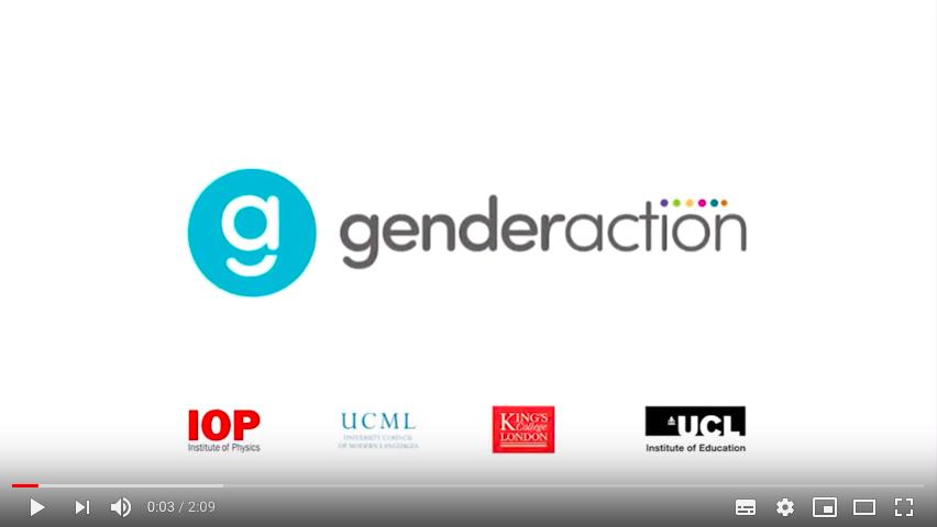 Gender Action Youtube