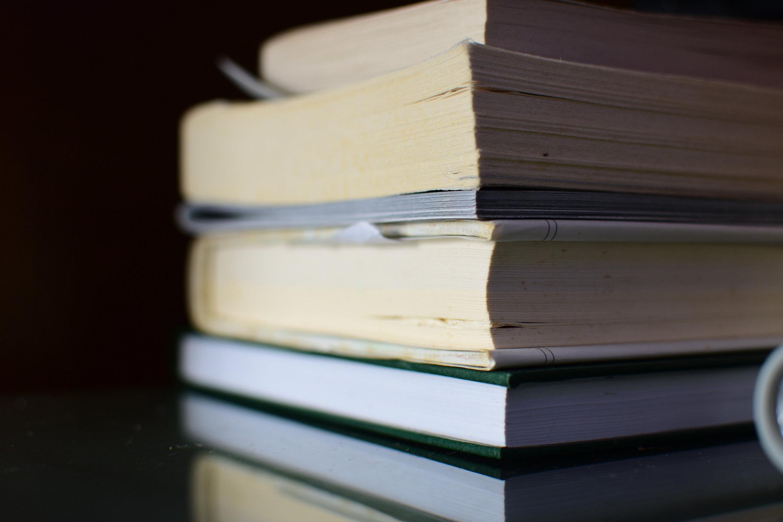 Books, Literacy and Fundraising - Wednesday, September 25