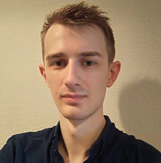 David Treharne - I moved to Japan in 2017 to teach English. Since, I've continued designing and developing video games, as well as studying Japanese amongst other things. I'm afraid that because I have so many hobbies, any attempt to further describe myself will only serve to bore you. So that's it; thanks!