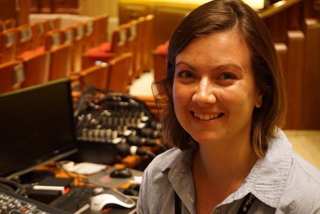 Clare Hibberd, Sound Girls (Glasgow Chapter)