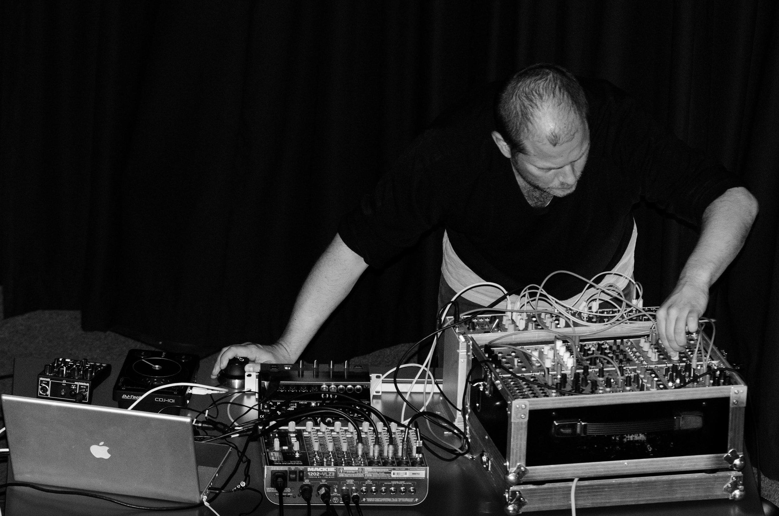 Jules Rawlinson, Edinburgh Uni Music Dept, FMRL