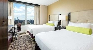 BOENDE - På denna resa använder vi:Hilton Garden Inn Empire StateHilton Doubletree MetropolitanHotell med bra standard mitt på Manhattan.
