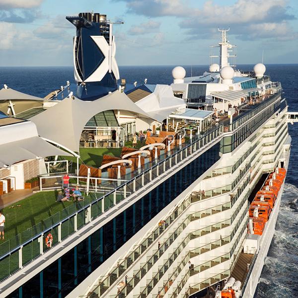 Karibien - Klicka här för att söka bland alla kryssningar som Celebrity Cruises har i Karibien