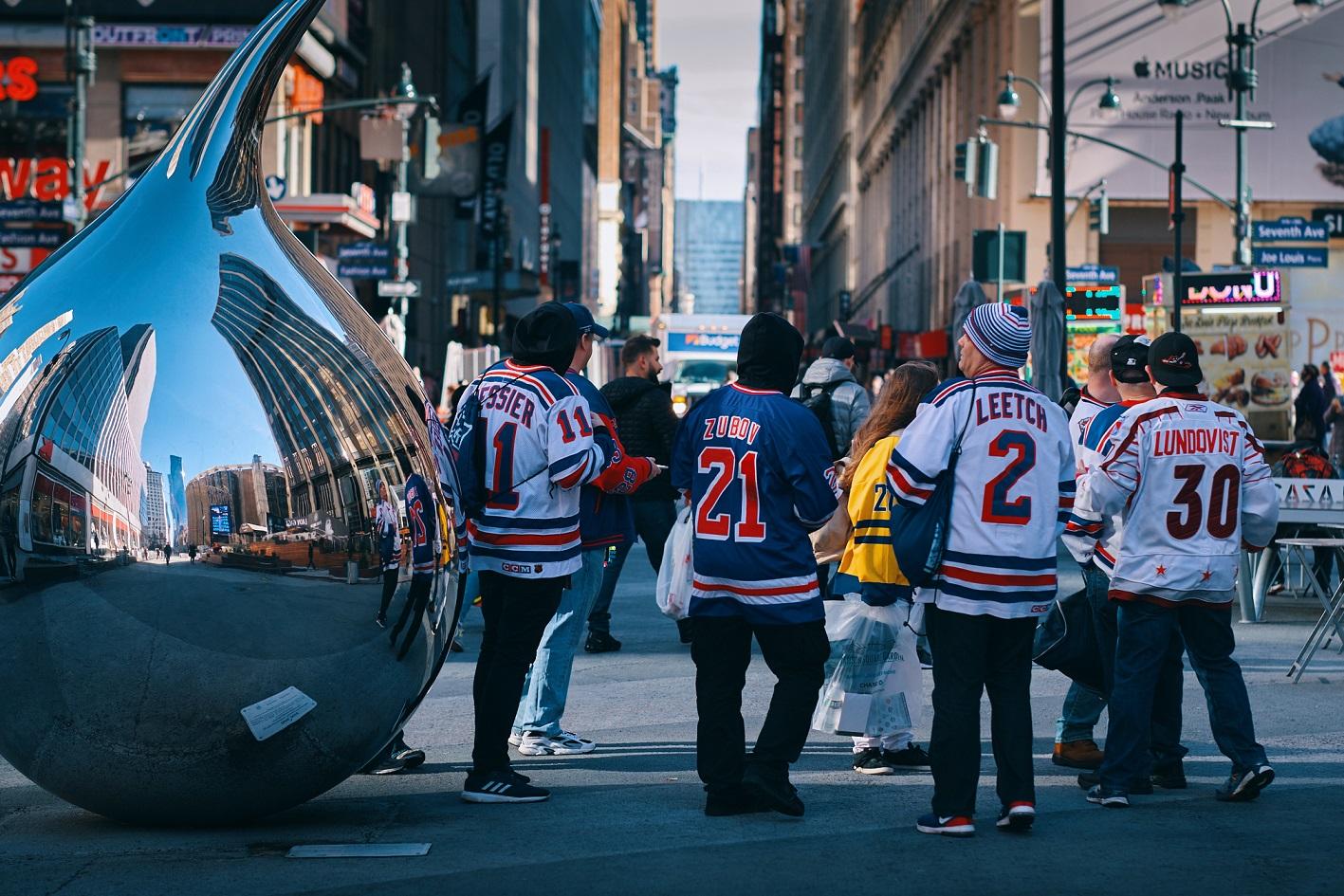 Foto @Knut Capra Pedersen. Tagen på vår gruppresa till New York 7-11 februari 2019.