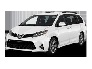 Minivan 8 pers - Toyota Sienna eller motsvarandeKlimatanläggningAutomat8 passagerare5 väskorPower Door LocksPower WindowsAM/FM Stereo and CDCruise ControlAM/FM Stereo CD/MP3Veckohyra (7 dygn) från 6500 kr