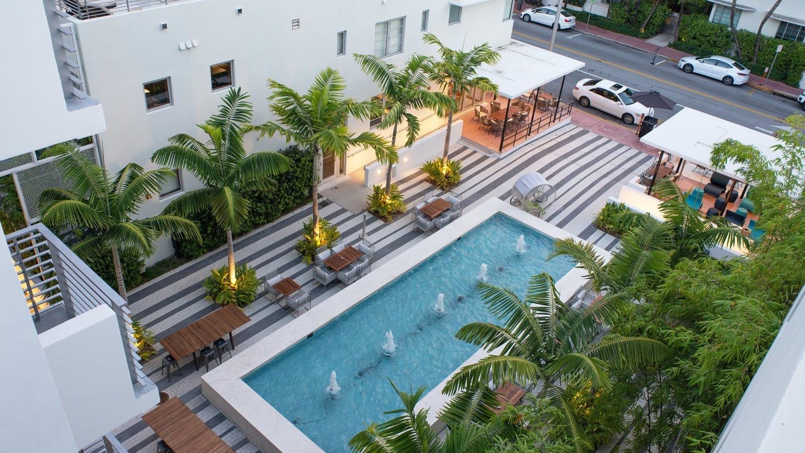 BOENDE - Vi har hotell överallt i Miami med omnejd. De flesta väljer att bo på Miami Beach men vi hjälper till med boende i hela Florida.