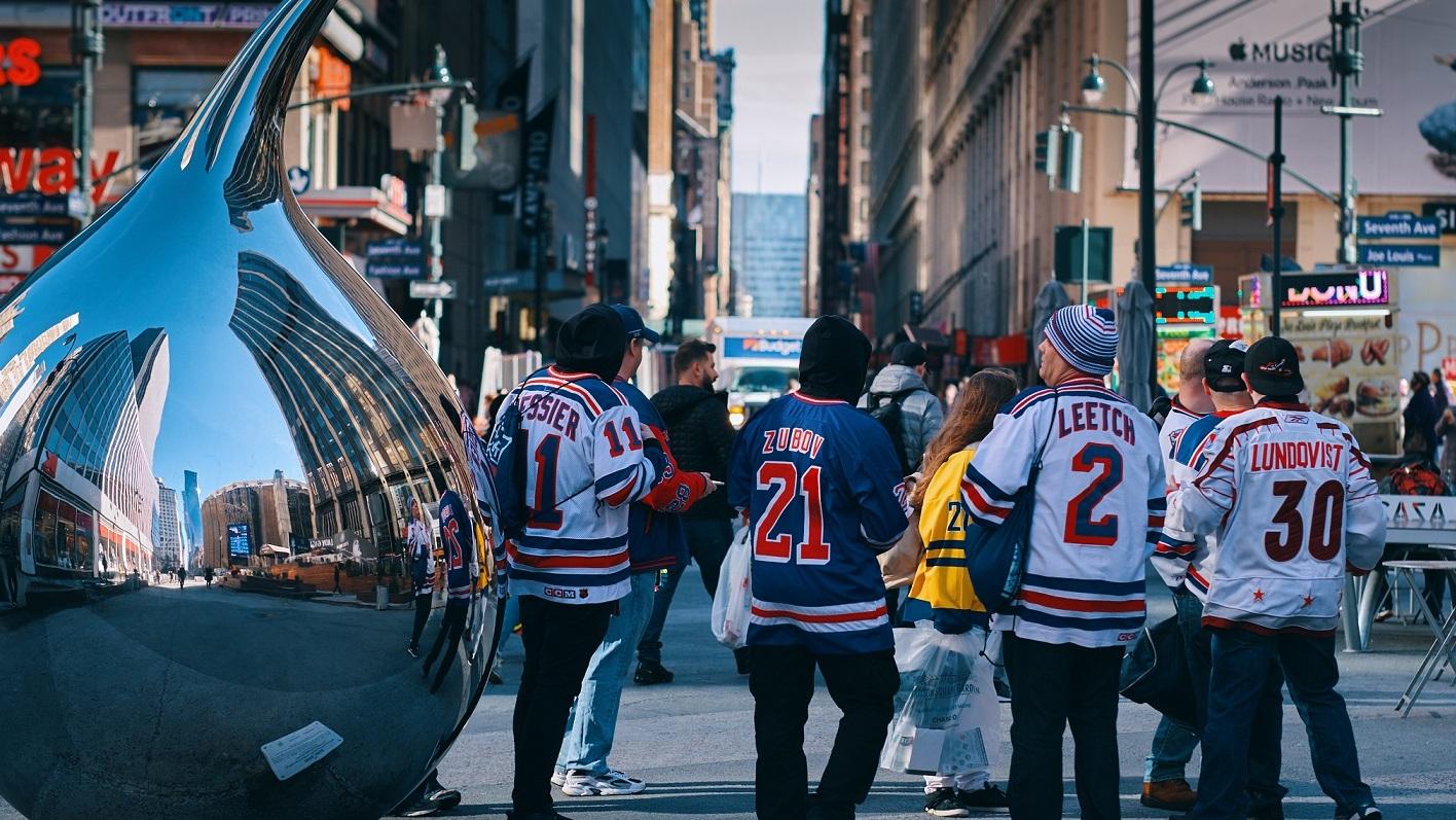 NHL-resor till fantastiska New York - Följ med på någon av våra gruppresor för att bevittna NHL-hockey i ikoniska New York och arenor som Madison Square Garden och Barclays Center. Eller låt oss skräddarsy din NHL-resa precis som du vill ha den. Vi hjälper gärna till!