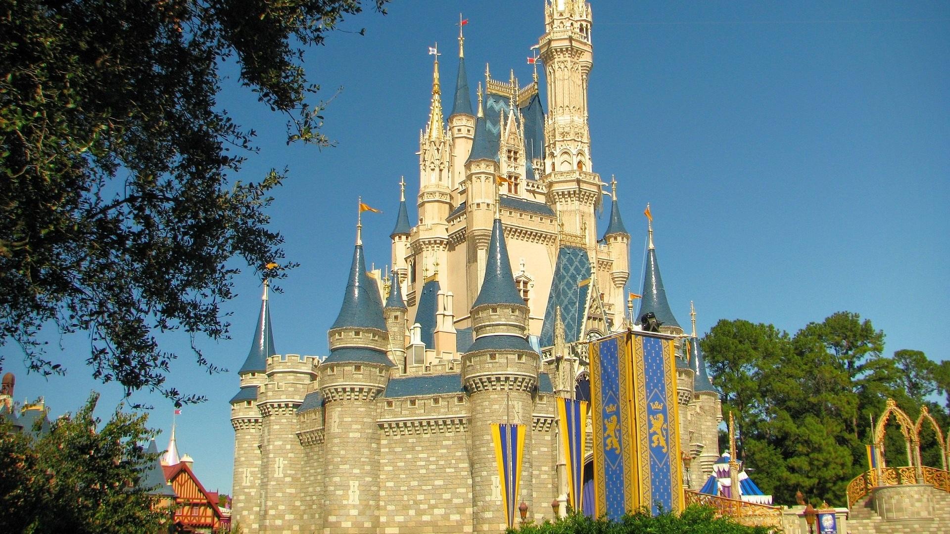 Flera temaparker i närheten - I området finns många härliga nöjesparker såsom Disney World, Universal Studios, Sea World, Aquatica, Legoland, Gatorland och många fler. En utflykt till någon av parkerna lär definitivt göra barnen glada. Magic Kingdom på bilden ligger endast tio minuter bort.