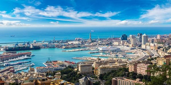 Kryssning från Genoa - Genoa är avreseort för många kryssningar. Pris från 5490 kr för en veckas kryssning med helpension.