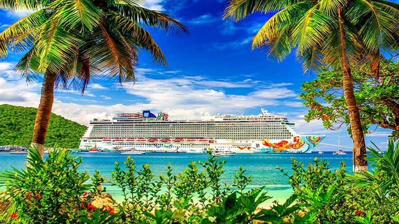 Norwegian Cruise Line - Free at Sea! Kryssningar med NCL