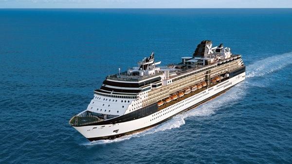 Celebrity Cruises - Genom otroliga Panamakanalen med Celebrity Cruises.