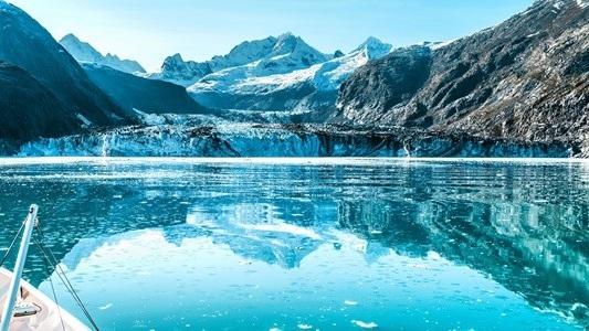 Alaska - En kryssning i Alaska erbjuder mäktiga naturupplevelser.