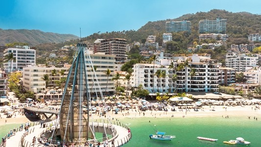 Mexikanska Rivieran - Utforska den Mexikanska rivieran med nya och underbara Norwegian Joy.