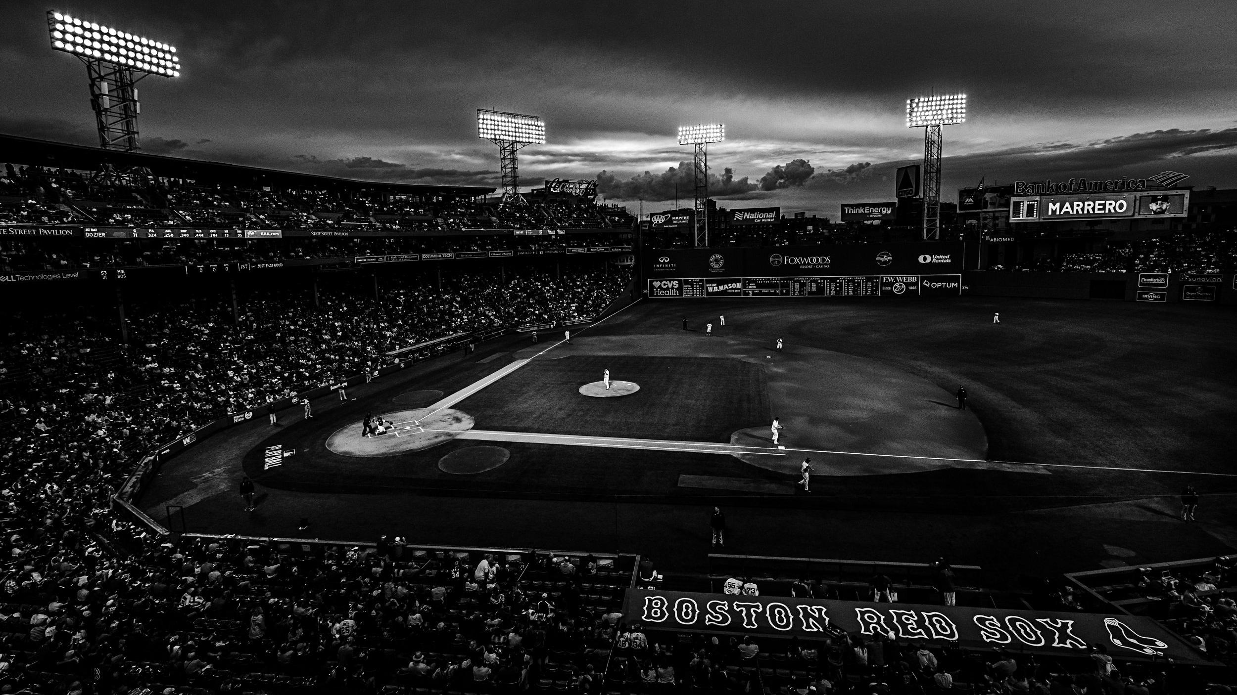 Fenway Park - Baseball-laget Boston Red Sox ikoniska hemmaarena är den äldsta i MLB och byggdes redan 1912. Totalt har klubben vunnit nio World Series och här finns guidade turer och ett museum - Fenway Park Museum.