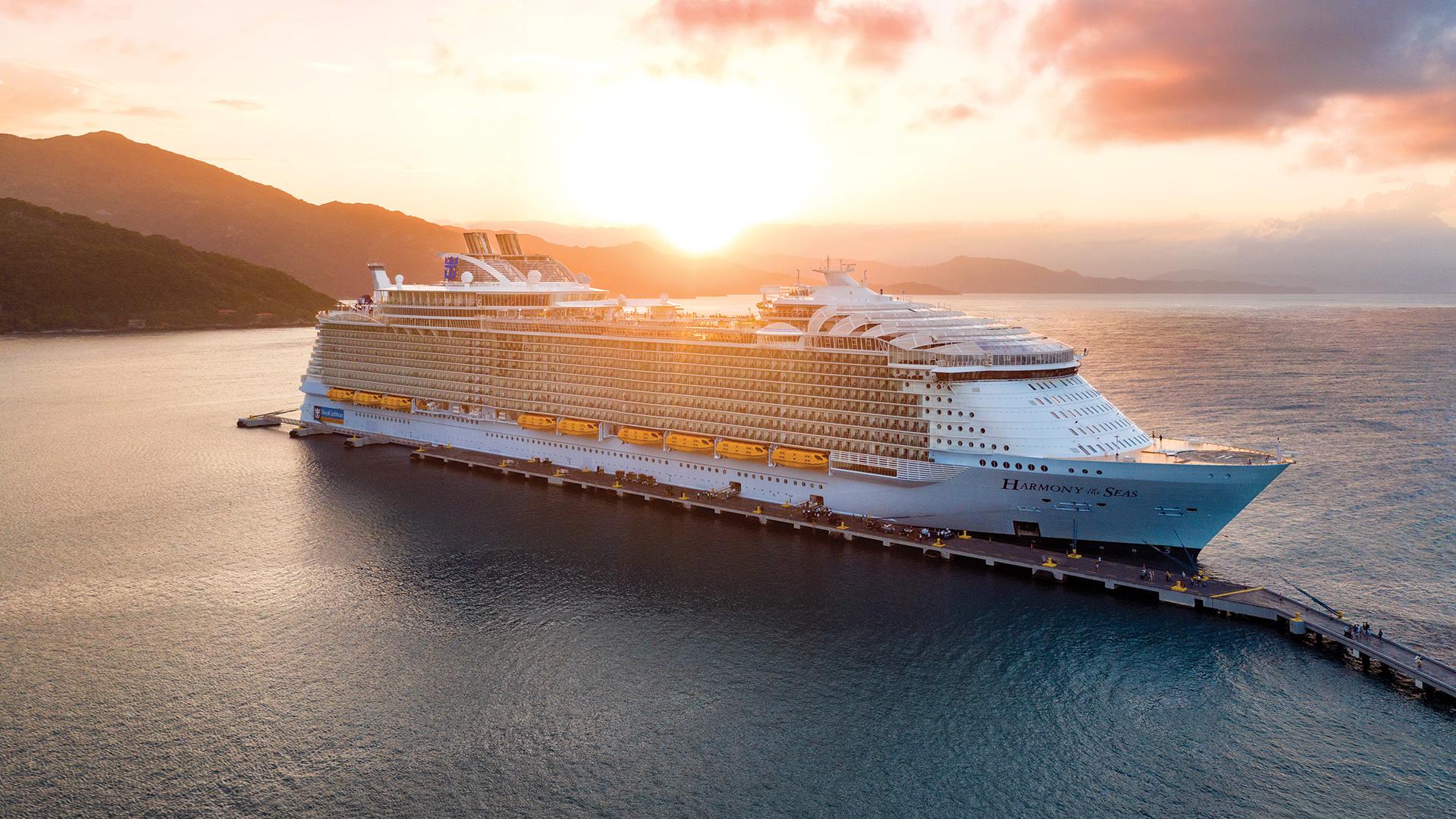 Upptäck Östra Karibien med Harmony of the Seas - Denna kryssning tar dig till ut i Östra Karibien, till Cococay, Bahamas och även till paradisöarna St Martin och St Thomas. Mängder av aktiviteter ombord för barnfamiljen. Välkommen att uppleva den bästa klassen av fartyg från Royal Caribbean, Oasis-klassen.