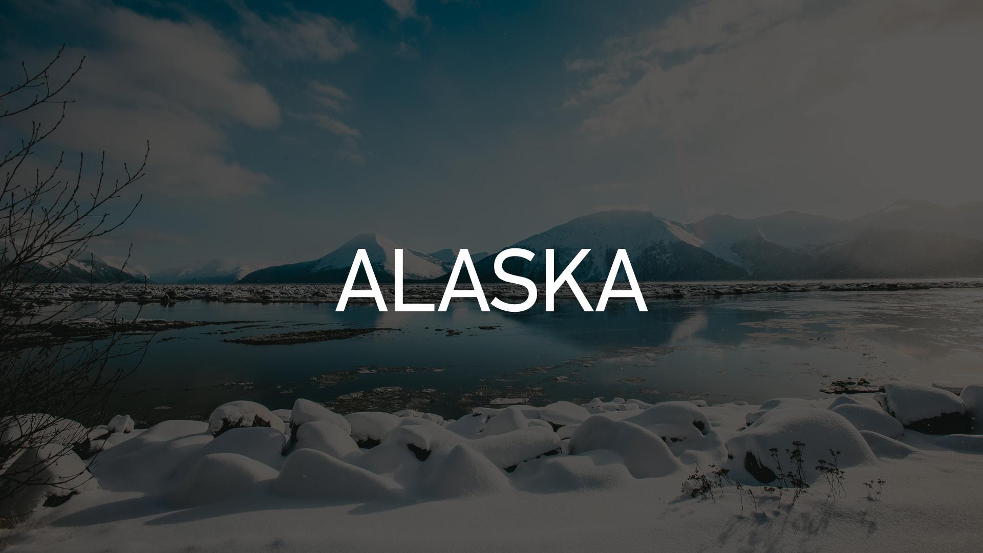 Upptäck förbluffande Alaska