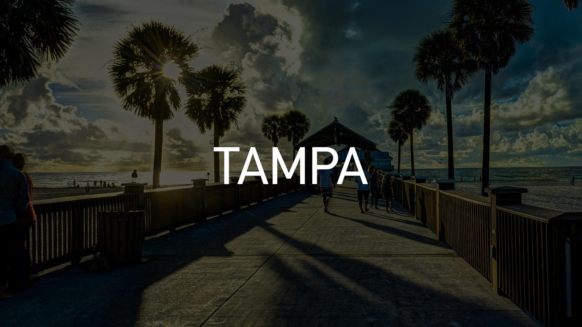 Resor till Tampa