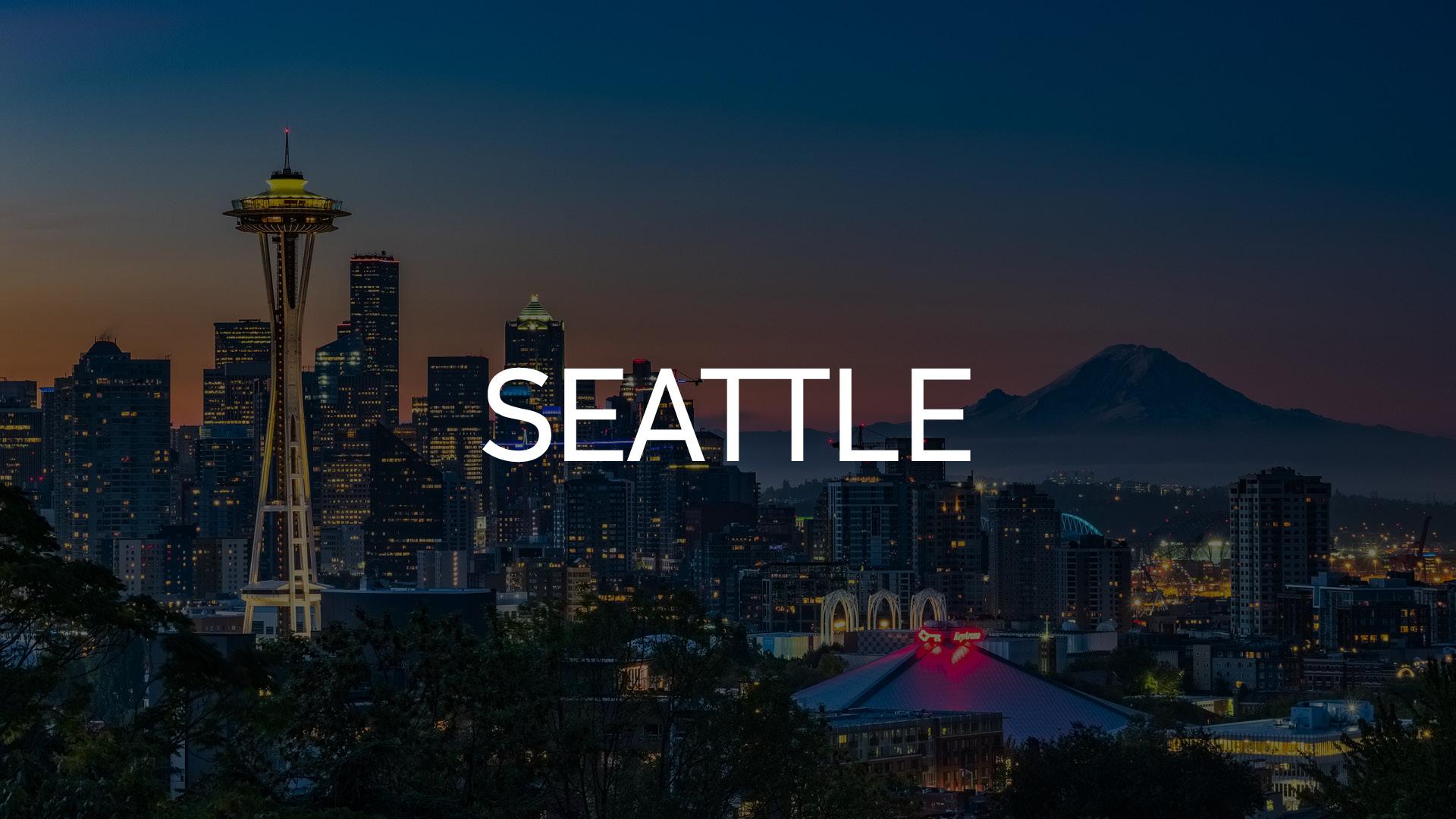 Resor till Seattle