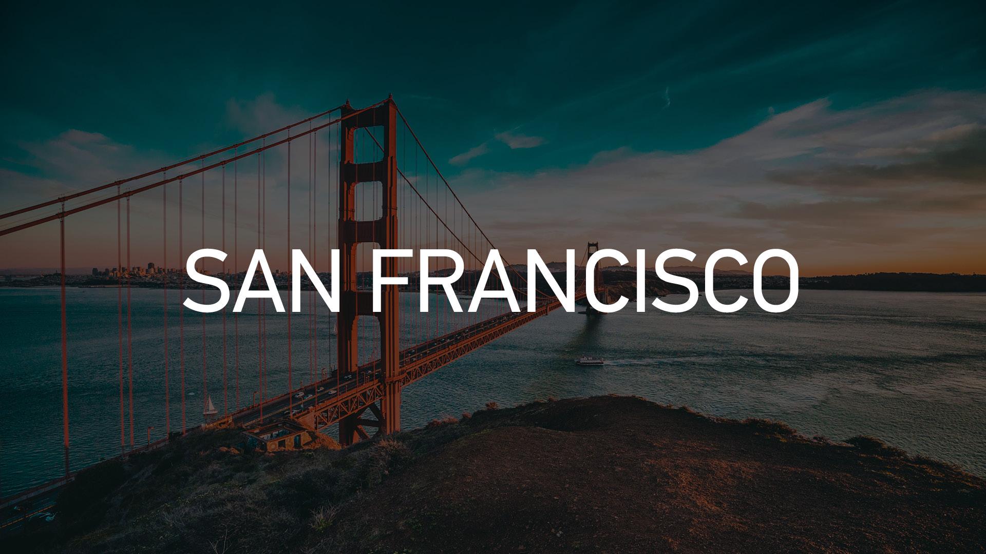 Resor till San Francisco