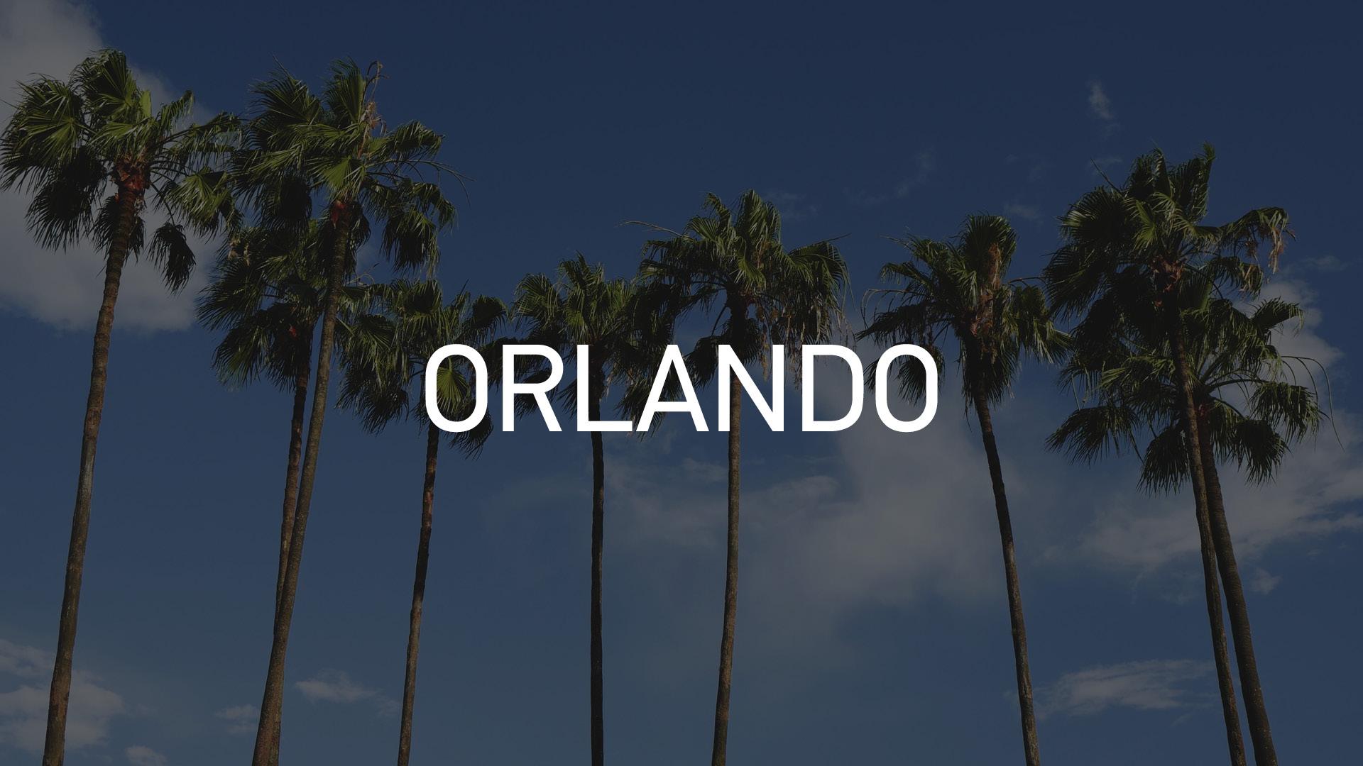 Resor till Orlando