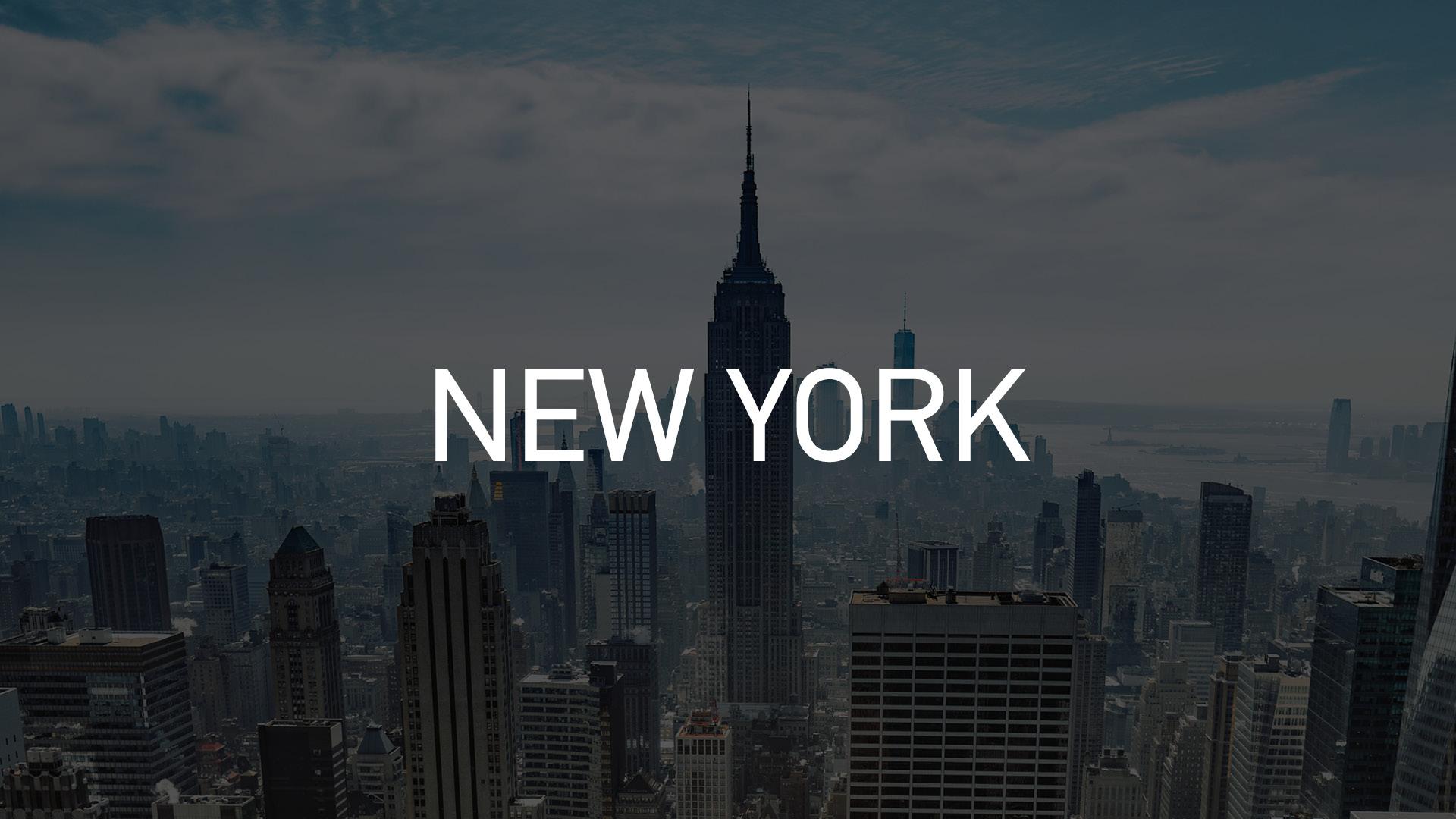 Resor till New York
