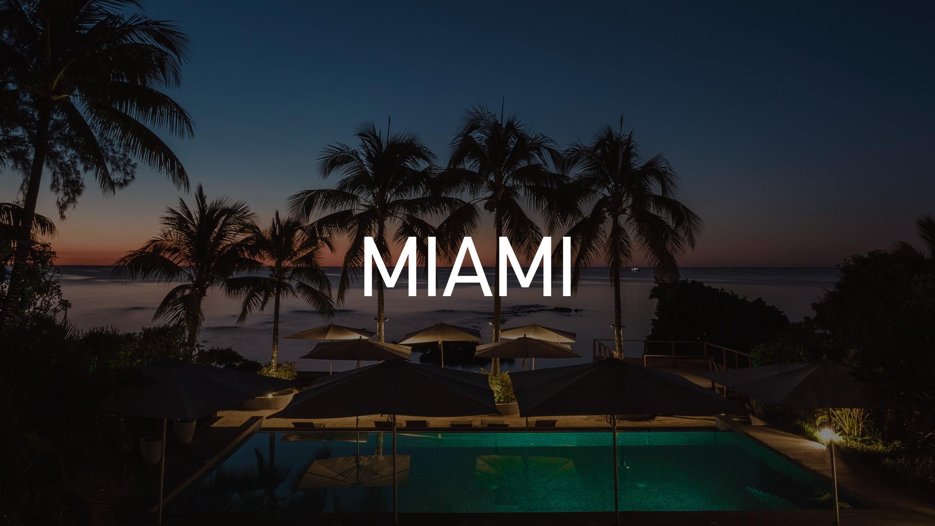 Resor till Miami