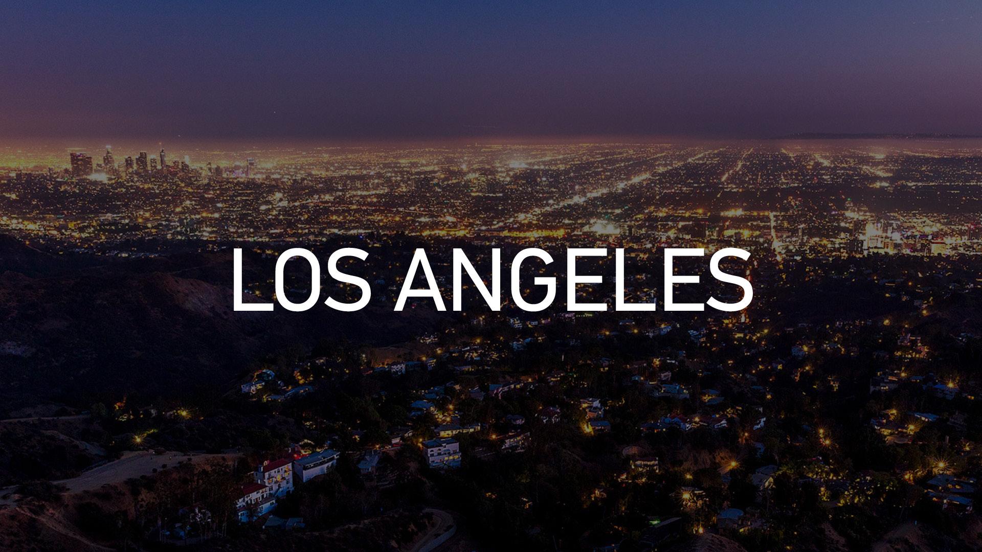Resor till Los Angeles