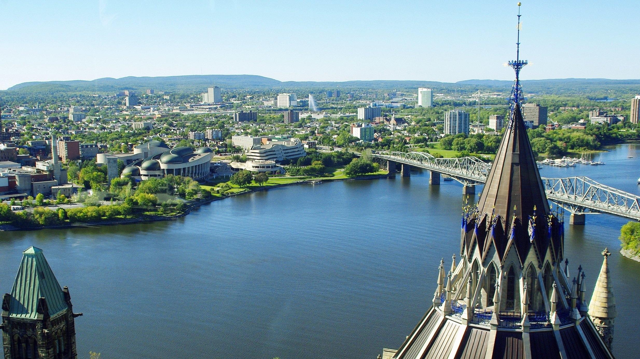 City Tour - Vill du snabbt upptäcka och lära dig mer på din resa till Ottawa är en 90 minuters historielektion via buss ett bra alternativ. Här får du information om stadens största sevärdheter.