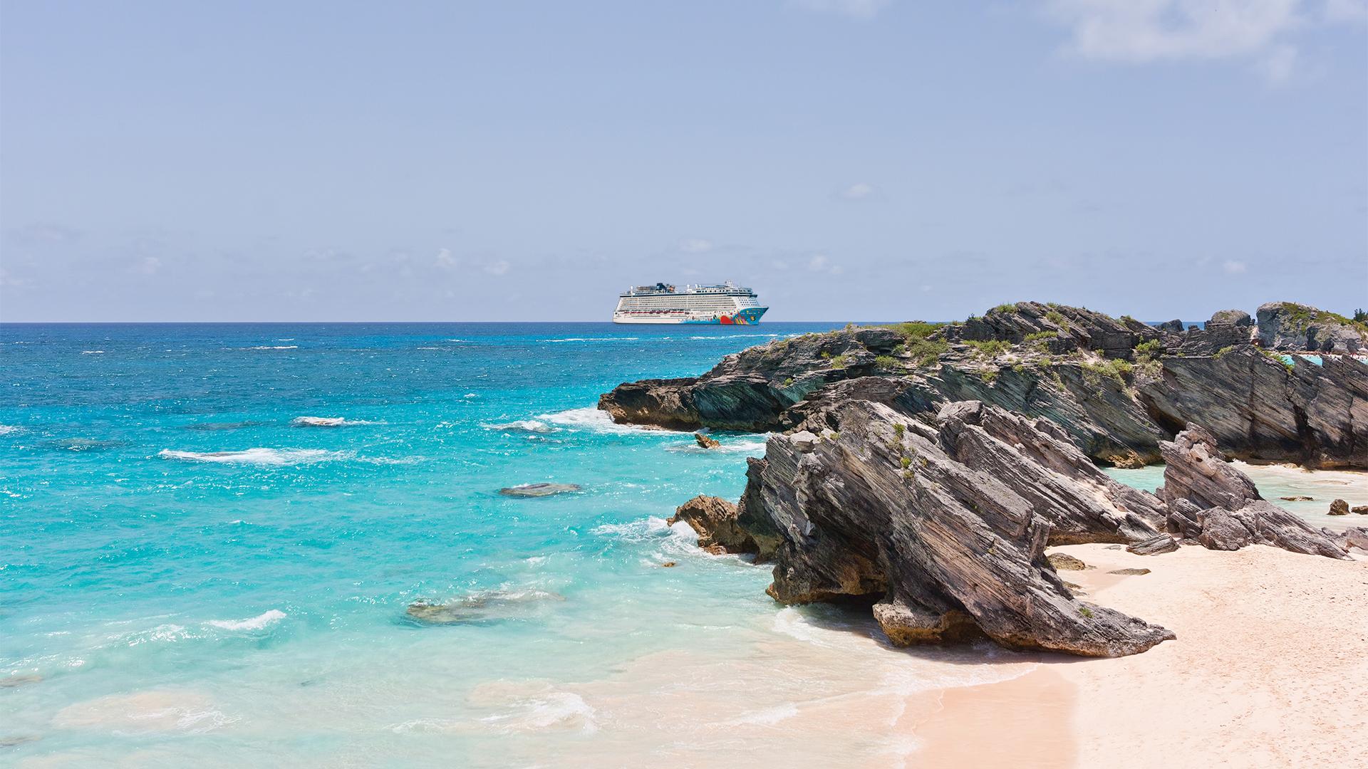 Karibien med Norwegian Breakaway - Njut av en innehållsrik kryssning med fantastiska Norwegian Breakaway under 14 nätter. Avresa är från New York 16 oktober 2020 och på den här kryssningen får du gott om tid att upptäcka paradisplatser som Aruba, Bermuda och Barbados. Pris från 14 097 kronor.