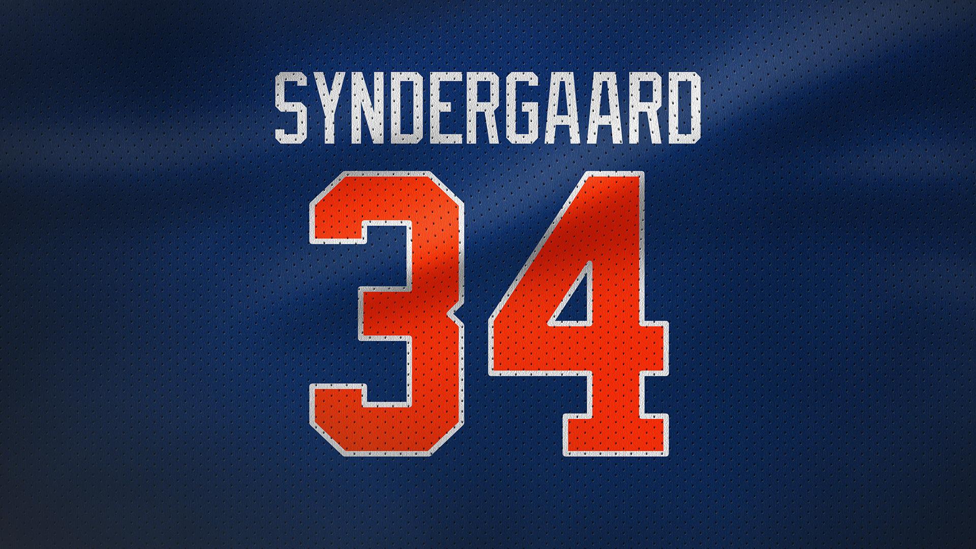 """Stjärnor - Noah Syndergaard, vars smeknamn är """"Thor"""" (alla som har sett honom förstår varför), är pitchern som myntat """"I'm here to chew bubblegum and to kick ass…and I'm all out of bubblegum"""" 26-åringen är lagets kanske största stjärna. Under 2019 är Michael Cortado en outfielder som Mets-fansen hoppas mycket på under året. 23-årige Amed Rosario går kanske en ljus framtid till mötes, trots den jobbiga debutsäsongen 2017."""