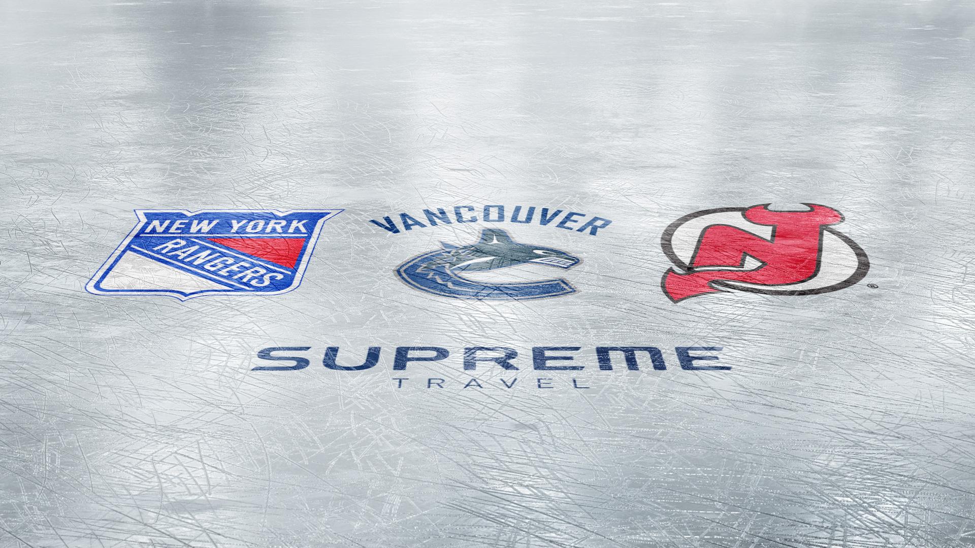 MATCHER - 19 oktober 2019New Jersey Devils - Vancouver Canucks20 oktober 2019New York Rangers - Vancouver Canucks21 oktober 2019 - mot tillägg(New York Jets - New England Patriots)