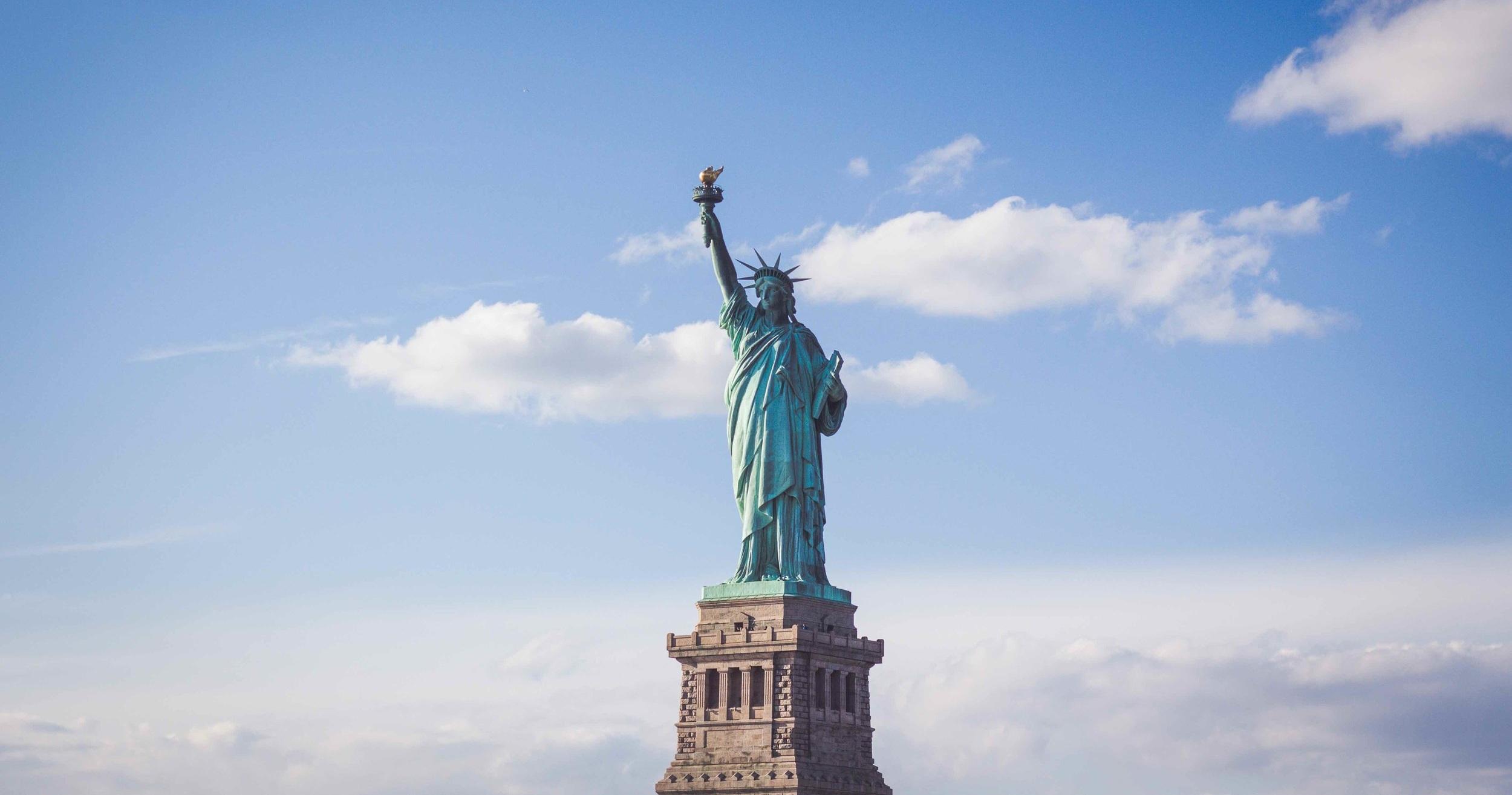 DAG 4 LEDIG DAG - Njut av en ledig dag på din resa till New York. Upplev allt vad den här fantastiska staden har att erbjuda. Besök Frihetsgudinnan, ta en promenad i Central Park eller ät på några av stadens otroliga restauranger. Kvällen kanske avslutas med ett besök på ikoniska Broadway och en föreställning du sent ska glömma. Hör med oss för biljetter.