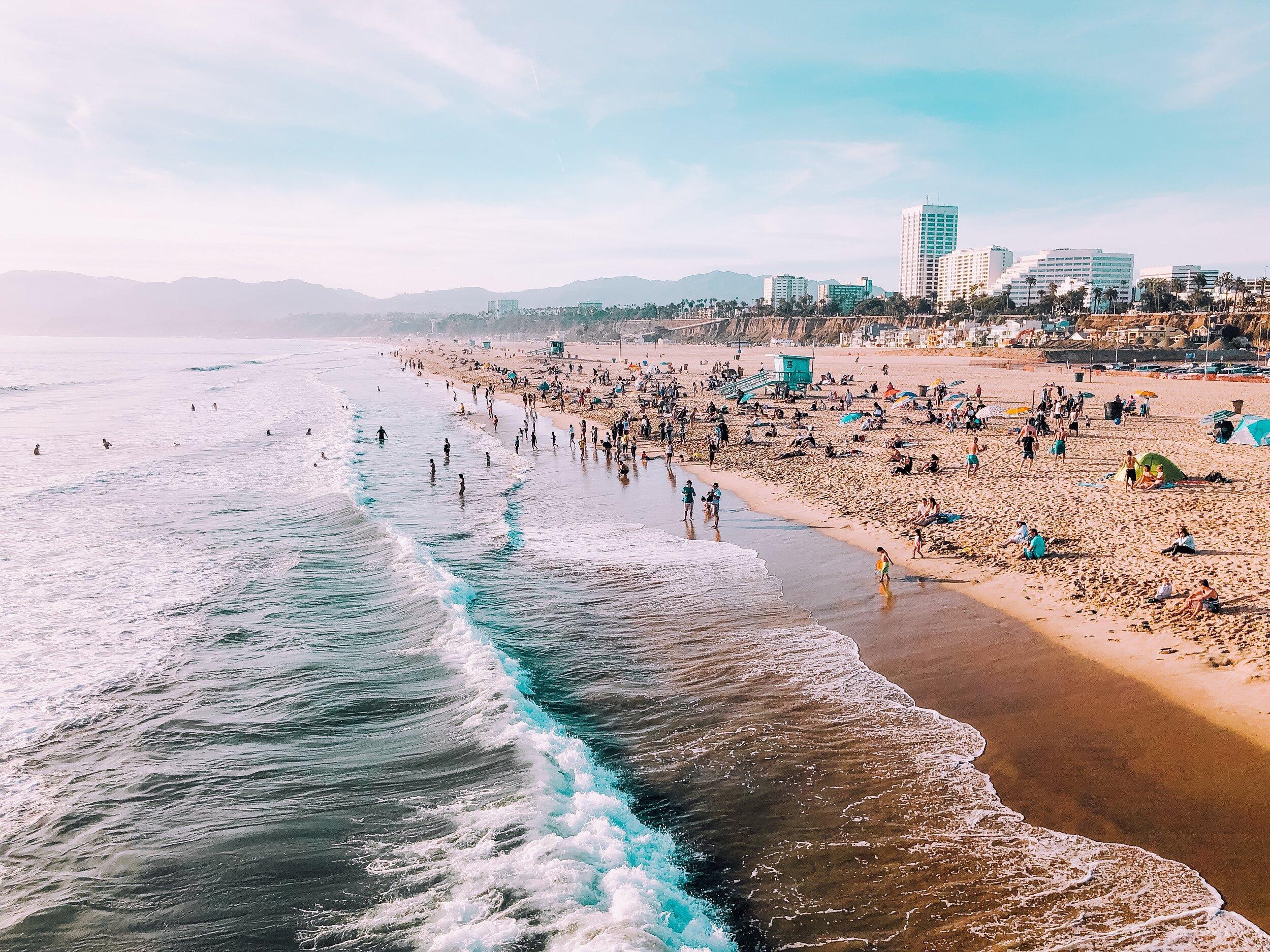 Santa Monica dating scen
