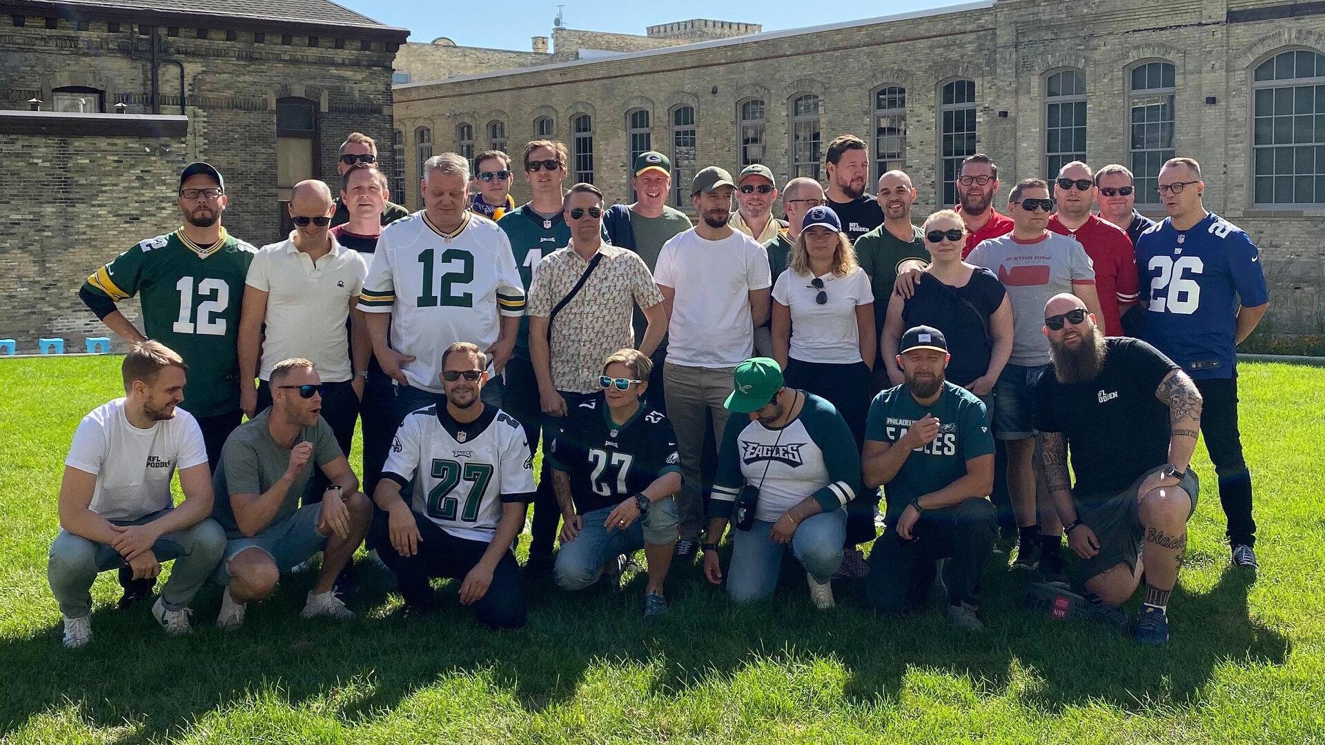 NFL-podden  | Chicago