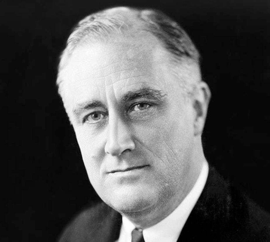 Copy of Franklin D. Roosevelt