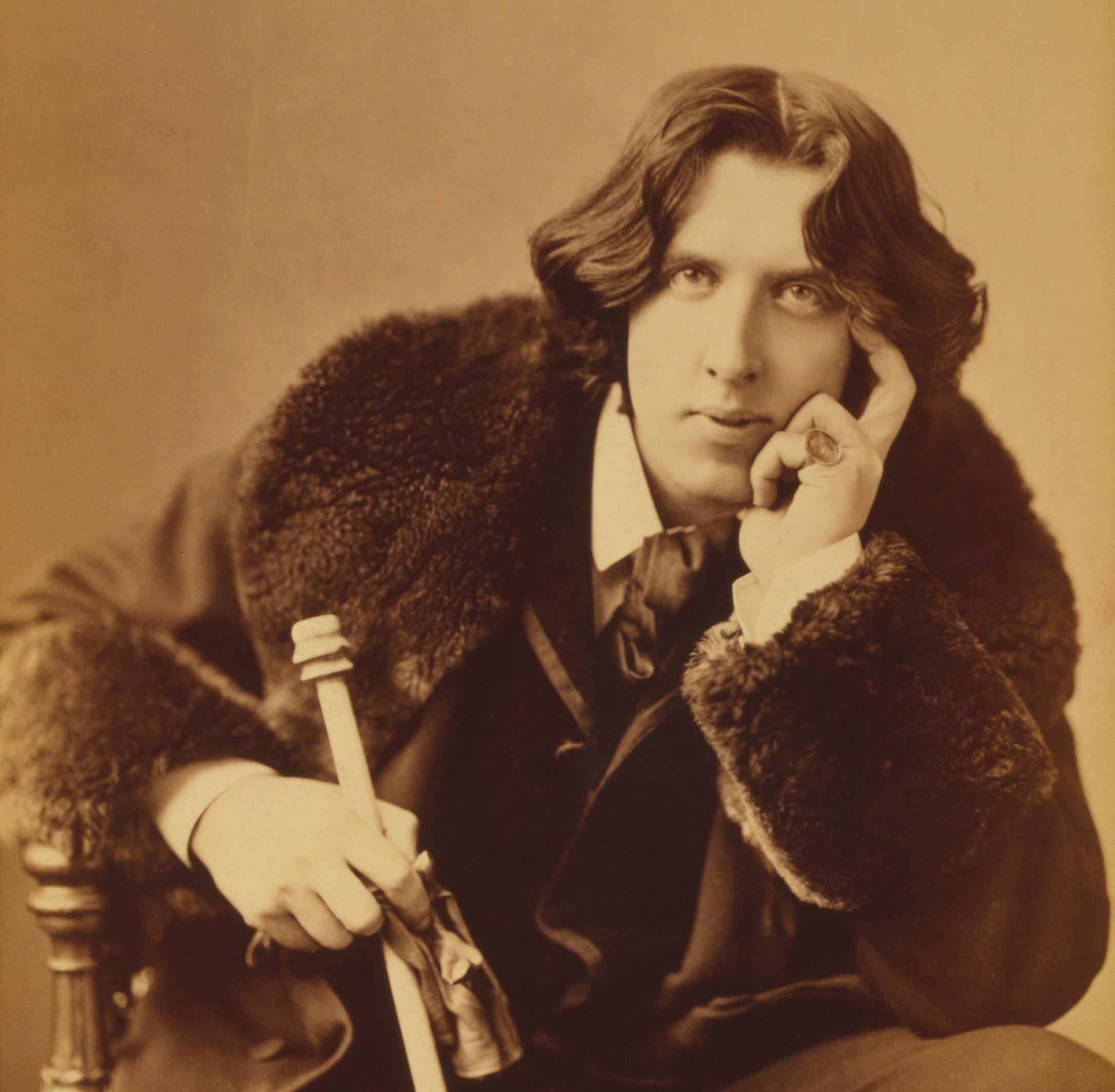 Copy of Oscar Wilde