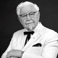 Copy of Colonel Sanders