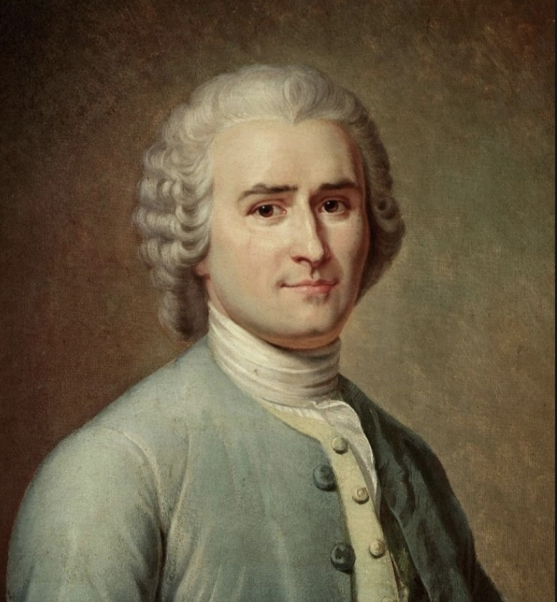 Copy of Jean-Jacques Rousseau
