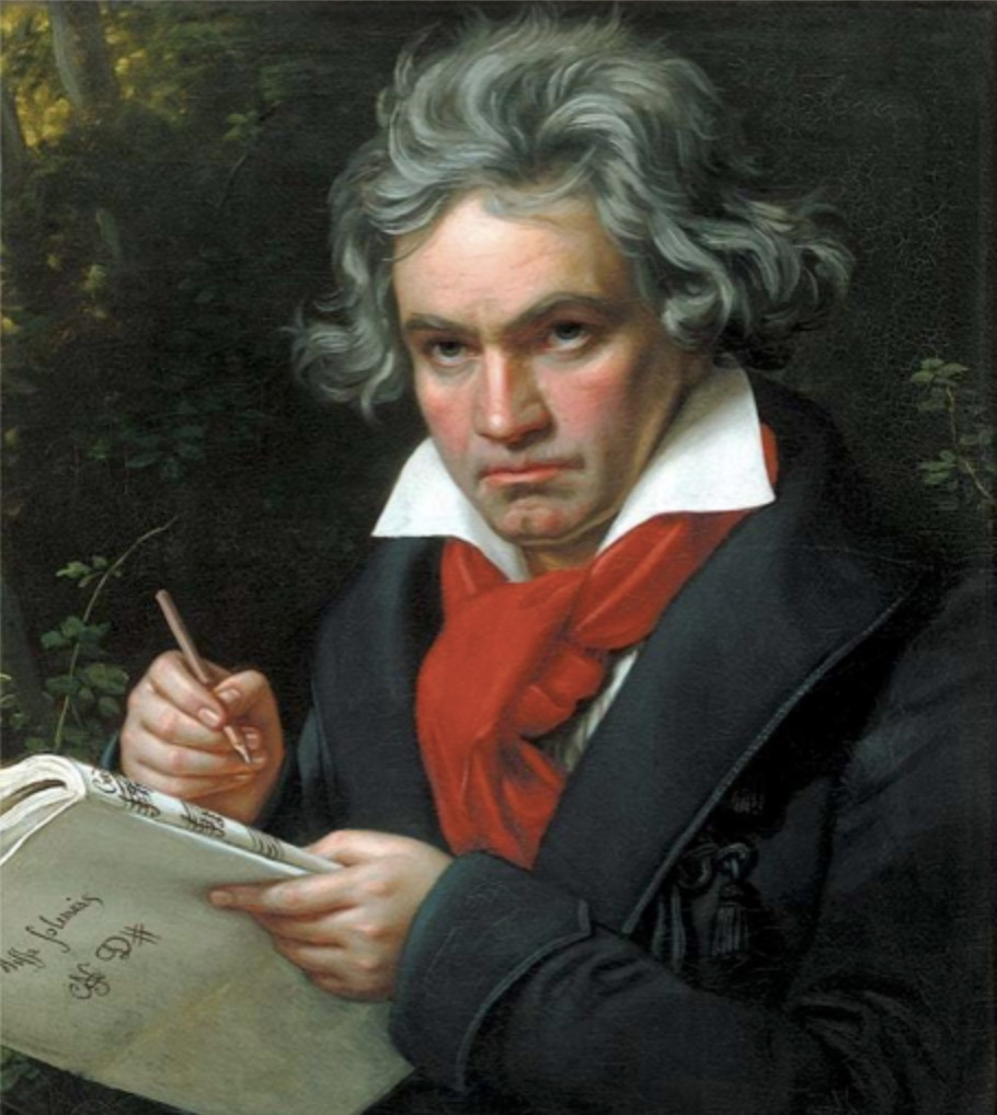 Copy of Ludwig van Beethoven