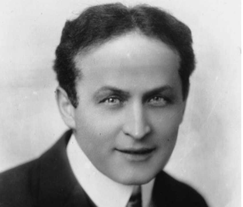 Copy of Harry Houdini