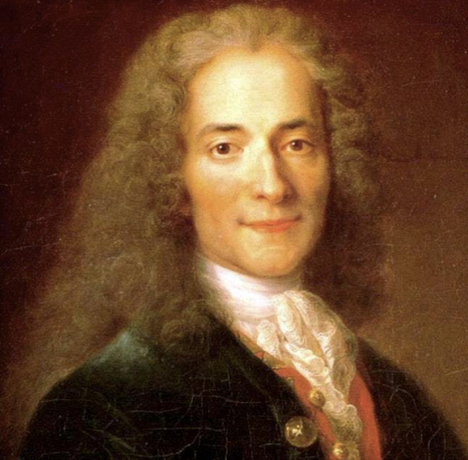 Copy of Voltaire