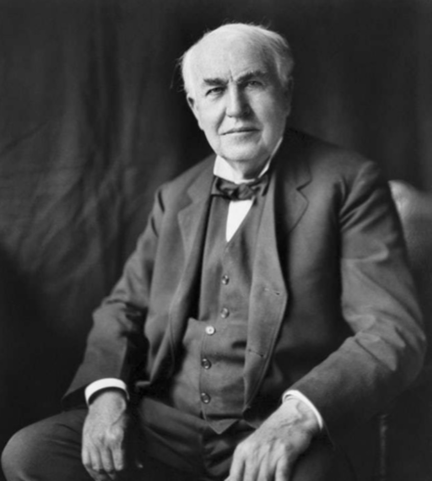 Copy of Thomas Edison