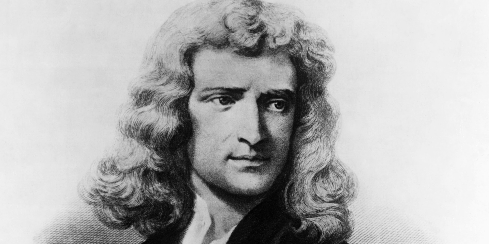 Copy of Isaac Newton